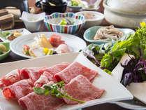 ◇人気です◇メイン料理を楽しむ「特選和牛の味しゃぶコース」