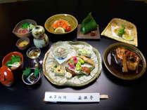 *郷土会席(お料理一例)