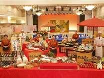 *津軽食道ヤーヤ堂。青森自慢のお料理と「津軽料理遺産」認定郷土料理のハーフバイキング!