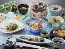 季節の和食膳プラン「夏」~日本海の恵みと津軽の清涼夏御膳~