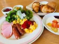 栄養満点な朝食を食べて一日を楽しもう!