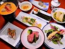 【スタンダード】旅館料理の極み 帝水スタンダード 「入り陽の膳」プラン