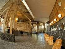 """8階展望風呂""""仙人の湯""""には【よもぎ寝湯】や【温泉蒸風呂】がある。"""