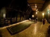 お休み前にもうひと風呂・・・温泉であたたまっていい夢をご覧下さい♪♪♪