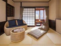 【7階特別フロア:和ツイン/701号室】のんびりと癒しの時間を♪