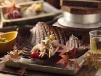 四季折々の食材を使用した和食会席膳(料理イメージ)