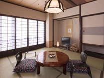 ◆ぬくもり和室10畳 広縁無し 32平米■禁煙■