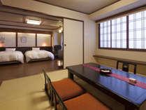 ふるさと【温泉付】和洋室 302号室 67平米■禁煙■