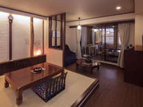【愛犬301号室】和室+サンルーム 34平米■禁煙■