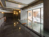 新大浴場:1階「地」の湯 大浴場