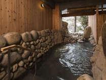 新大浴場:1階「地」の湯 露天風呂