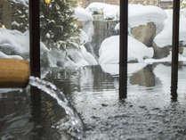 定山渓温泉は自然勇払で源泉温度も75度位。豊かな温泉です