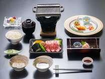 【夕食】ビジネスプラン -夕食一例-