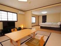 【和洋室 20畳+ベッドルーム】洗面・ウォシュレットトイレ付(イメージ)