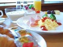 ★朝食盛付け一例★(内容はブッフェとなります)