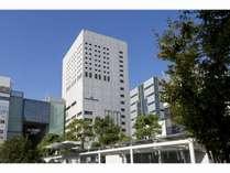 ホテルはJR川崎駅より徒歩1分です♪