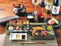 【夕食】特製ディナーBOX/おこもりステイにおすすめ♪※イメージ