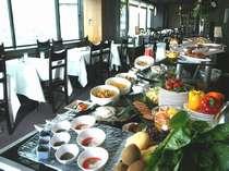 11Fレストランオークの和・洋 朝食バイキング