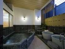 【立川湯屋敷 梅の湯】露天岩風呂 露天坪風呂など豊富な風呂の種類が自慢。