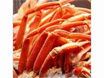 レストランオークのずわい蟹
