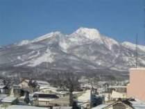 冬の妙高山 スノースポーツ天国