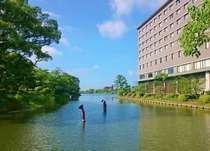 佐賀市景観賞受賞 美しい自然と風情につつまれたホテル