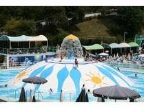 【夏限定】プールで思いっきり遊ぼう!!みろくの里☆プールパス券付きプラン(1泊2食付)