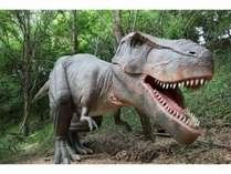 ダイナソーパーク(ティラノサウルス)