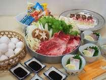 【年末年始特別プラン】ベーシックプラン☆夕食は特製すき焼き♪朝食はお正月特別メニュー♪
