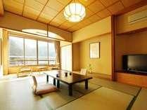14畳のゆったりとした和室