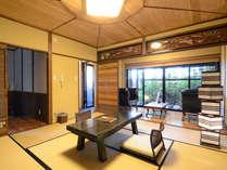 【和徳】山間を思わせる、和テイストのフラットタイプのお部屋。