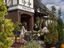 *ニセコ駅/清流日本一の尻別川や国立公園羊蹄山の山岳など、四季折々の風景が楽しめます。