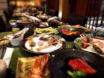 *夕食一例/自慢の磯料理をはじめとした特別なお料理でおもてなしいたします。