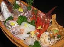 富山自慢の海の幸をふんだんに使った『宝船』。是非ご賞味下さい。
