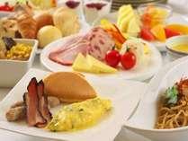 朝食ビュッフェの料理イメージ/6:45~10:00