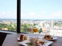 【早期割45/朝食付】北海道の旬の味覚を楽しむ‐朝食ビュッフェB&Bステイ