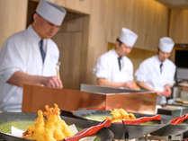 15階パノラマビュー展望レストランMINORI 北の大地の恵みビュッフェ/スパ入り放題&1泊2食付