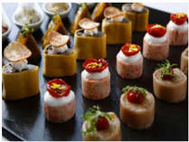 見た目の可愛らしさも美味しさのひとつ♪~洋食レストラン「フェリエ」夕食ブッフェのお料理イメージ~