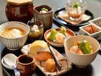 【朝食】京懐石螢 和定食