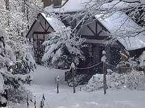 四季の詩冬外観