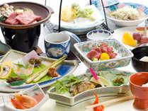 【旬彩郷土料理】郷土料理と旬の食材を季節ごとにご用意いたします