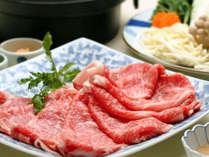 【4つから選べるご夕食】しゃぶしゃぶ(イメージ)/柔らかいお肉をしゃぶしゃぶで