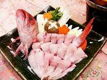 【じゃらん限定】 ★一度は食べたい!幻の高級魚『のどぐろ』会席★ ポイント2倍!