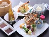 【2食付1番人気】迷ったらコレ!奥津の名湯と季節の会席料理をご堪能♪「スタンダード創作会席プラン」