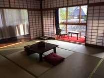 【オープン企画】自家泉源の奥津温泉で部屋から吉井川を眺めるゆっくり1泊朝食プラン