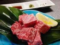 【じゃらん限定】 岡山肉グルメ×和牛食べ比べ/なぎ和牛と国産牛のステーキ食べくらべ会席(1泊2食付)