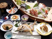 ゑびす屋★のスタンダード舟盛りプラン[1泊2食付] えびすや限定特典あり!