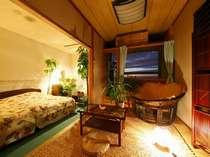 【客室】和洋室・デラックスルーム