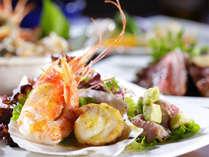 【夕食】コース料理・季節の一例