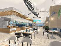 2020年5月リニューアルオープン セイルフィッシュカフェ